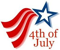 July 4th Icon