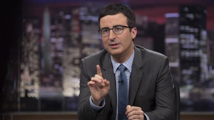 John Oliver (Photo courtesy HBO)